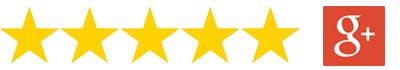 five-stars-google-plus