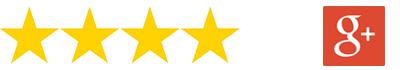 four-stars-google-plus